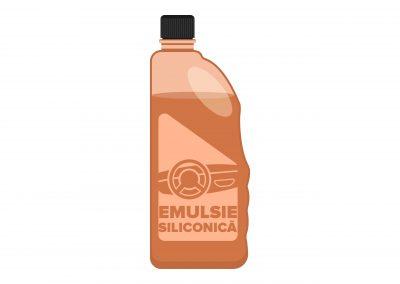 Emulsie siliconică